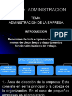 Admin is Trac Ion de La Empresa