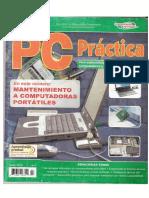 Mantenimiento a Computadoras Portatiles