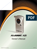 Alcohawk Abi Manual