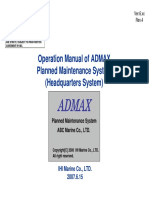 Pms(Hqs) Manual