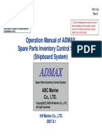 SPICS (Shipboard) Operation Manual