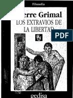 Grimal Pierre - Los Extravios de La Libertad