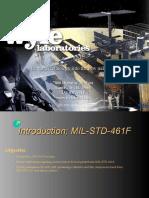 MIL STD 461F Presentation