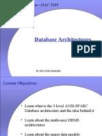 3 Level Architecture Dbms Database Schema Databases