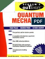 Schaum Outline of Quantum Mechanics
