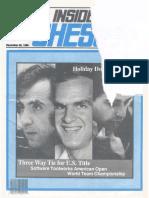 Inside Chess - Vol.2,No.25-26 (25-Dec-1989)