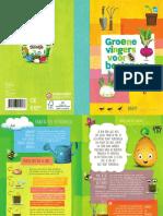 001471758 001 Boekje Moestuintje Groene Vingers Voor Beginners