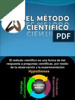 El Metodocientifico