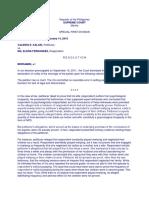 Kalaw v. Fernandez (GR 166357) - January 14, 2015