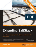 Extending SaltStack - Sample Chapter