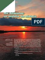 Colaboraciones Técnicas%3a Río Amazonas%3a Un Misterio Sin Misterio.