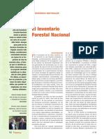 Especial Inventarios Del Medio Natural%3a El Inventario Forestal Nacional.