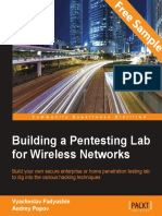Building a Pentesting Lab for Wireless Networks - Sample Chapter