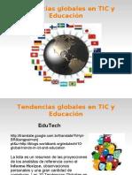 Tendencias globales en TIC y Educación