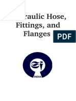 Hydraulic Hose, Fittings, And Flanges | Saini Flange