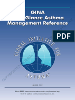 GINA at a Glance Asthma