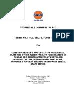 Tech Bid Rcc Pt72