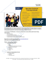 HR Generalist Training With Advanced Excel & SAP HCM- 100% Practical Training with Interview Guarantee