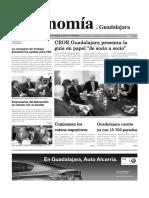 Periódico Economía de Guadalajara #21 Febrero 2009