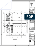 Elcot Data Center First Floor Plan