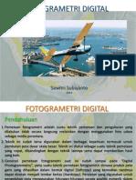 Fotogrametri Digital Kuliah 1-3