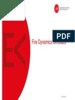 Fire Dynamics Simulator