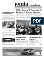 Periódico Economía de Guadalajara #24 Mayo 2009
