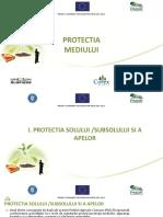 3.2 Protectia Mediului