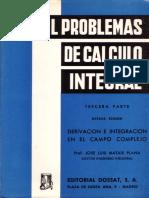 Mil Problemas de Calculo Integral 3ª Parte Mataix(2)