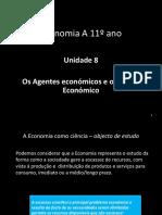 Unidade 8 (Economia 11º)