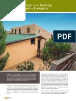 Revista Materiais de Construção