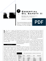 essential oil safety ii ; metabolism, neurotoxicity, reproductive toxicity