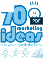 70 Marketing Ideas