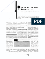 essential oil safety iii carcinogenisis, phototoxicity