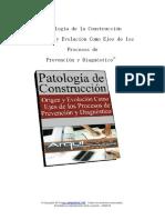 Patologia de Construccion eBook