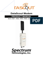 Data Scout Modem