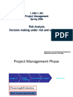 3. Risk Analysis