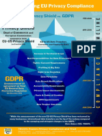 EU US Privacy Shield vs. GDPR Infographic from TRUSTe