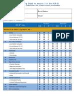 HCR V3 Rating Sheet 2 Page CC License 16 October 2013