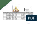 Practica 6 de Excel