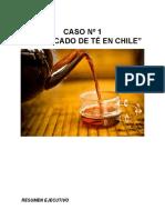 Maercado Del Te en Chile