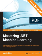 Mastering .NET Machine Learning - Sample Chapter