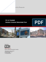 RKG Associates (RKG) is developing a Strategic Economic Development Plan (SEDP) for the City of Chamblee for 2016–2025