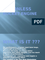 Pistonless Rocket Engine