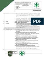 6. Sop Penyusunan Indikator Klinis Dan Indikator Perilaku Pemberi Layanan Klinis Dan Penilaiannya