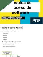 1 Modelo Del Proceso Software