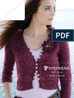 Interweave Fall 2010 Book Catalog