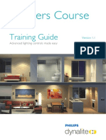 Dynalite Installers Course Training Guide