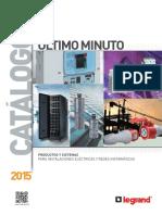 Catalogo Ultimo Minuto 2015 Completo Baja