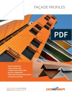 DownerFacadeFix Facade Profiles